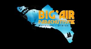 Logo Big'Air Parachutisme - Nouvelle Aquitaine